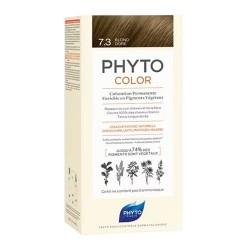 Phytocolor Coloración Permanente 7.3 Rubio Dorado
