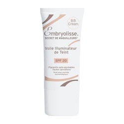 Embryolisse Velo Iluminador de Color BB Cream SPF20+ 30 ml.