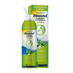 Rinastel Aloe Vera & Camomila Spray Nasal 125 ml.