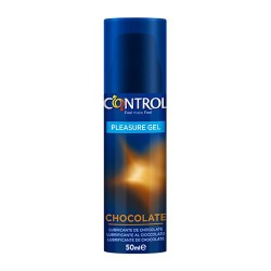 CONTROL GEL LUBRICANTE SEX CHOCOLATE 50 ML.