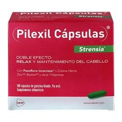 PILEXIL CAPSULAS 100 UD STRENSIA