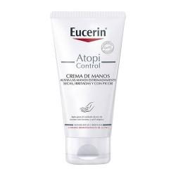 Eucerin AtopiControl Crema de Manos 75 ml.