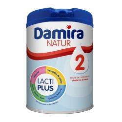 Damira Natur 2 Leche de Continuación 800 gr.