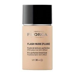 Filorga Flash-Nude [Fluid] Fluido Color Pro-Perfeccionador 03 Amber SPF30+ 30 ml.