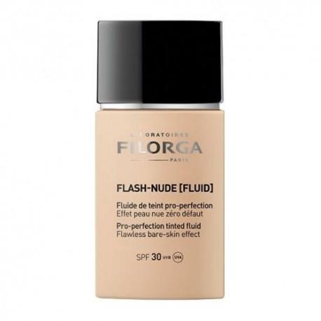 Comprar Filorga Flash Nude Fluid Tono 00 Ivory Spf30 30Ml