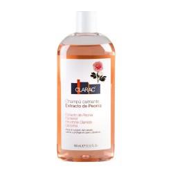 Clarac Champú Calmante Extracto Peonia 400 ml.