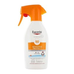 Eucerin Kids Sun Spray Sensitive Protect SPF50+ 200ml.