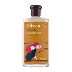 Klorane Polysianes Aceite de Belleza Cuerpo y Cabello al Monoï Morinda 125 ml.