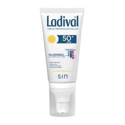 LADIVAL GEL CREMA P. SENSIBLE SPF 50 75ML