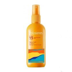Klorane Polysianes Spray al Monoï SPF15+ 125 ml.