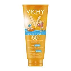 VICHY IDEAL SOLEIL LECHE SPF50 NIÑOS 100 ML