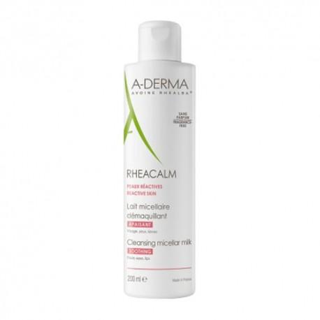 A-Derma Rheacalm Leche Micelar Calmante 200 ml.