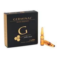 Germinal Acción Inmediata Pieles Secas 5 Ampollas de 1,5 ml.