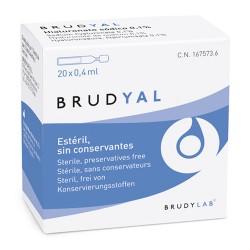 BRUDYAL 20 MONODOSIS 0.4 ML BRUDYLAB