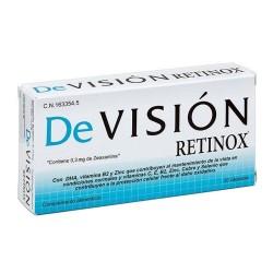 Devisión Retinox 30 Cápsulas