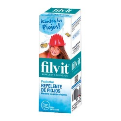 FILVIT PROTECTOR REPELENTE PIOJOS 125ML