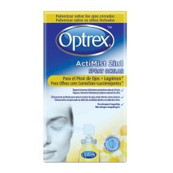 Optrex Actimist 2 in 1 Picor de Ojos + Lagrimeo 10 ml.