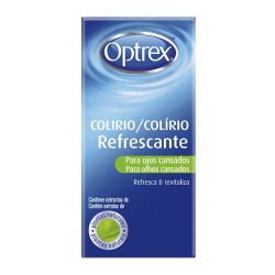 Optrex Colirio Refrescante Ojos Cansados 10 ml.