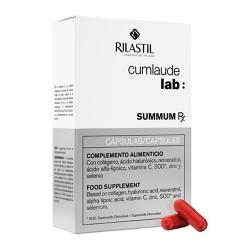 Cumlaude Rilastil Summum Rx 30 Cápsulas