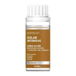 ASPOLVIT SOLAR INTENSIVE 30 CAPSULAS