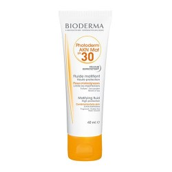 BIODERMA PHOTODERM AKN MAT FLUIDO SPF30 40 ML.