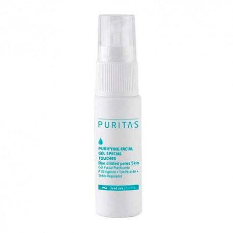 Puritas Gel Facial Purificante Astringente 20 ml.