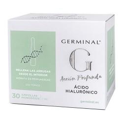 Germinal Acción Profunda Ácido Hialurónico 30 Ampollas