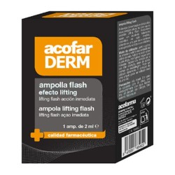 ACOFARDERM AMPOLLAS LIFTNG FLASH 5X1,5 ML.