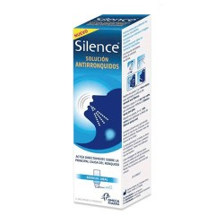 SILENCE AEROSOL BUCAL 50 ML (ANTIRONQUID