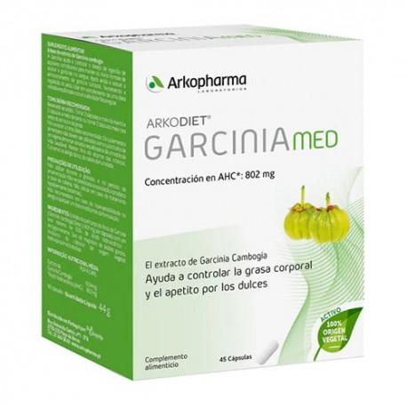 ARKOCAPSULAS GARCINIA CAMBOGIA 45 CAPS