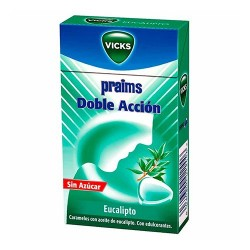 PRAIMS CARAMELOS DOBLE ACCION S/A CAJA