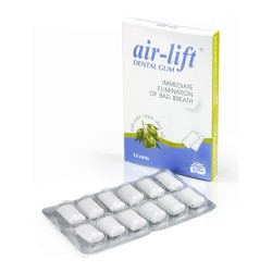 AIR LIFT BUEN ALIENTO CHICLE DENTAL 10UD