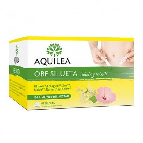 AQUILEA OBE SILUETA INFUSION 40 SOBRES