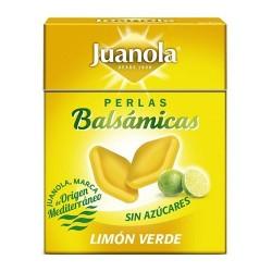 JUANOLA PERLAS BALSAMICAS LIMON VERDE