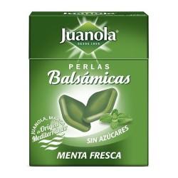 JUANOLA PERLAS BALSAMICAS MENTA FRESCA