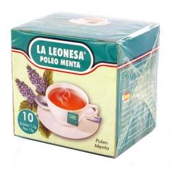LA LEONESA MENTA POLEO INFUSION 10 UND.