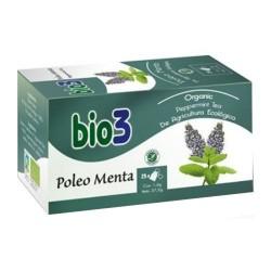 BIO 3 POLEO MENTA ECOLOGICA 25 FILTROS