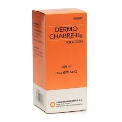 DERMO CHABRE B6 SOLUCION 200 ML.