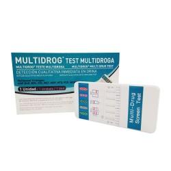 TEST ACON MULTIDROGA (10 DROGAS) ORINA