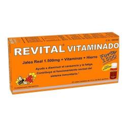 REVITAL VITAMINADO FORTE 1500 20 AMP