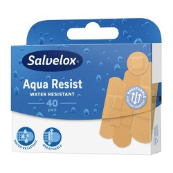 SALVELOX 40 APOSITOS PLASTICO SLX-632