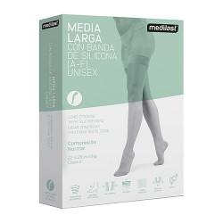 MEDILAST MEDIA LARGA BEIGE BLOND EG R110
