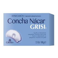 GRISI CONCHA NACAR JABON 100GR