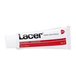 LACER PASTA DENTAL 50 ML LAMINADO