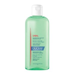 Ducray Sabal Champú Tratante Regulador de Sebo 200 ml.