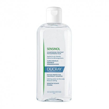 Ducray Sensinol Champú Tratante Fisioprotector 200 ml.