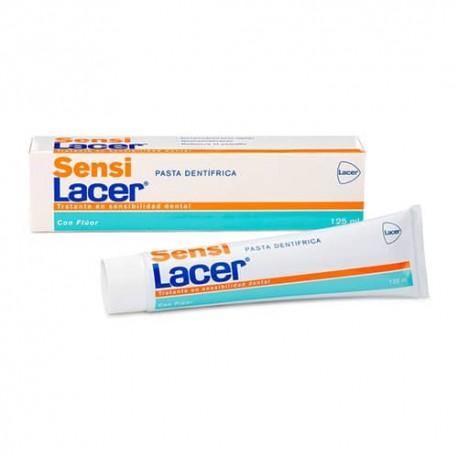 Sensilacer Pasta Tratante en Sensibilidad Dental 125 ml.