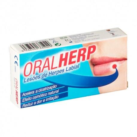 Oralherp Tratamiento Herpes Labial 6 ml.