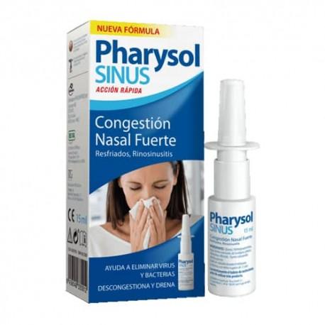 Phaysol Sinus Congestión Nasal Acción Rápida 15 ml.