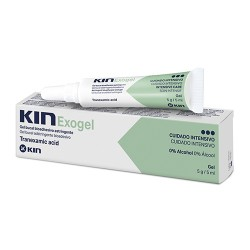 KIN EXOGEL PROTECCION BUCAL 5 GRAMOS